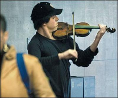 Joshua Bell, virtuoso